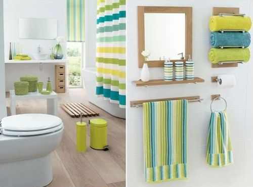 Bathroom Accessory Ideas
